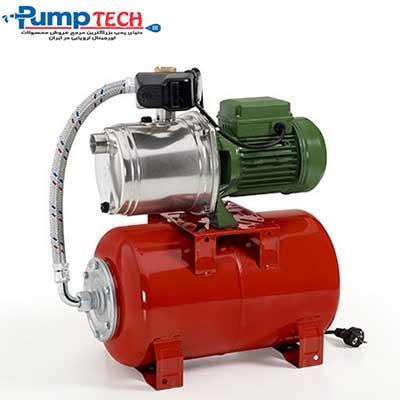 booster pump team export